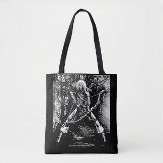 Graphic Ranger Tote Bag