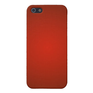 Graphic Red  iPhone 5 Case