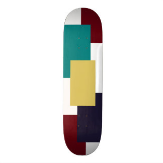 Graphic Skate Board 4 color and wood