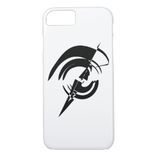 Graphics Art Circle Logo Vector Design iPhone 7 Case