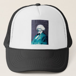 Graphics Depot - Frederick Douglass Portrait Trucker Hat