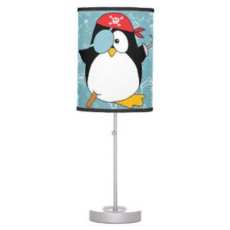 Graphique de pingouin de pirate