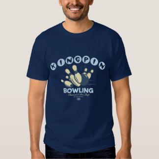 Graphique de roulement de cheville ouvrière rétro t shirts