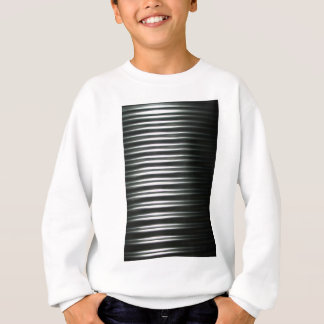 Graphite Abstract Metal Rusty Antique Junk Style F Sweatshirt
