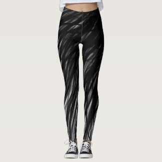 Graphite Lines - Leggings