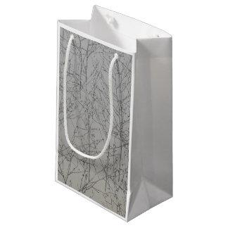 Graphite 'Tree' Gift Bag