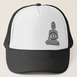 GraphiZen Buddha Trucker Hat