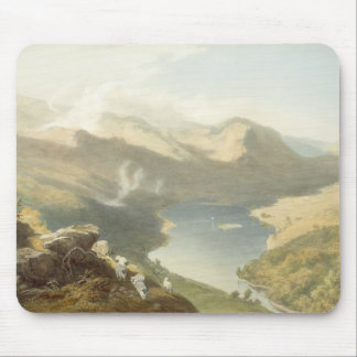 Grasmere from Langdale Fell, from 'The English Lak Mouse Pad