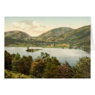 Grasmere III, Lake District, Cumbria, England Card
