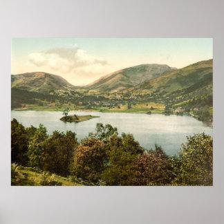 Grasmere III, Lake District, Cumbria, England Poster