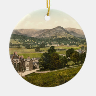 Grasmere, Lake District England Ceramic Ornament