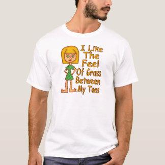 Grass Between My Toes T-Shirt