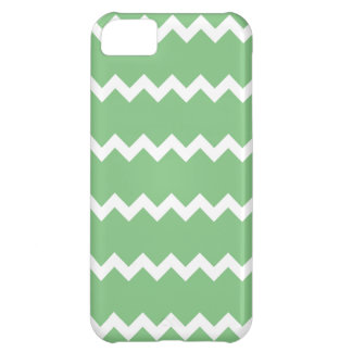 Grass Green Chevron iPhone 5 Case