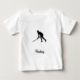 Grass Hockey Player Baby T-Shirt