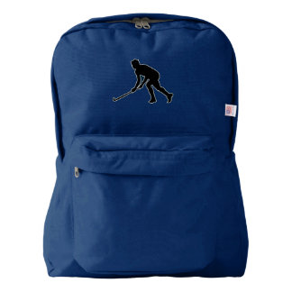 Grass Hockey Player Backpack