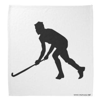 Grass Hockey Player Bandana
