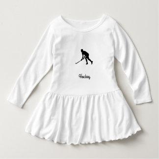 Grass Hockey Player Dress