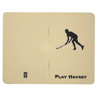 Grass Hockey Player Journal