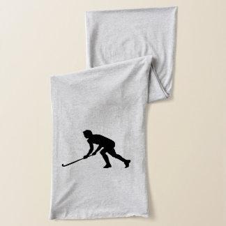 Grass Hockey Player Scarf