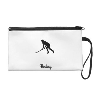 Grass Hockey Player Wristlets