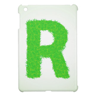 grass letter case for the iPad mini