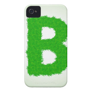 grass letter Case-Mate iPhone 4 case