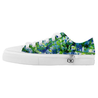 Grass Low-Top Sneakers