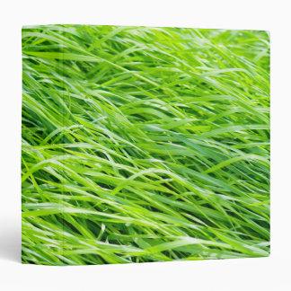Grass Vinyl Binder
