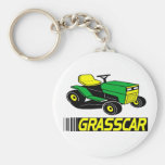 Grasscar T-shirts and Gifts. Key Chains