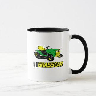 Grasscar T-shirts and Gifts. Mug