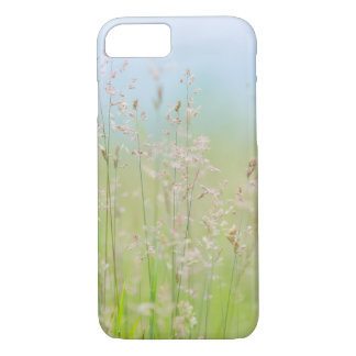 Grasses in motion iPhone 7 case