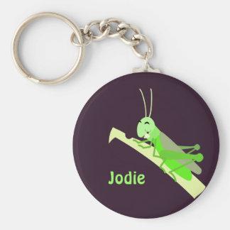 Grasshoopper Keychain