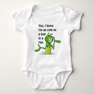 Grasshopper Baby Bodysuit