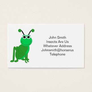 Grasshopper Business Card