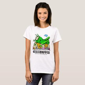 Grasshopper by Lorenzo Women's T-Shirt