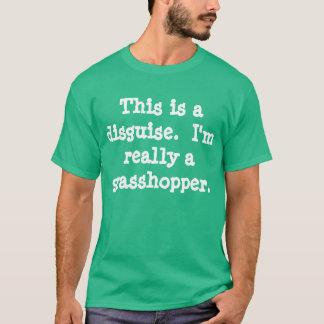 Grasshopper costume T-Shirt