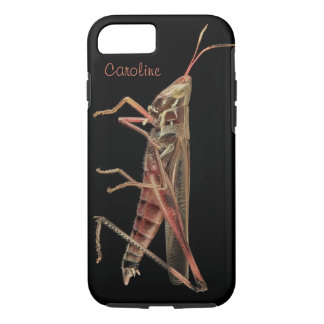 Grasshopper iPhone 7 Case