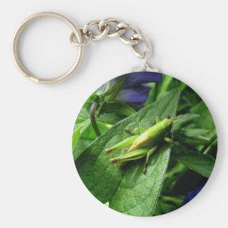 Grasshopper Keychain