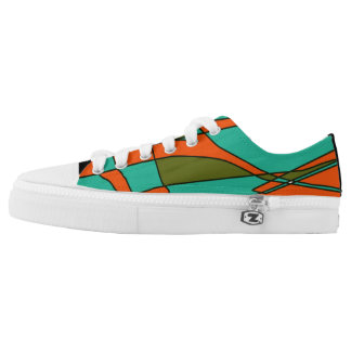 Grasshopper's Signature Low-Top Sneakers