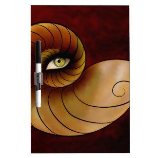 Grassonius V1 - watching eye Dry Erase Board