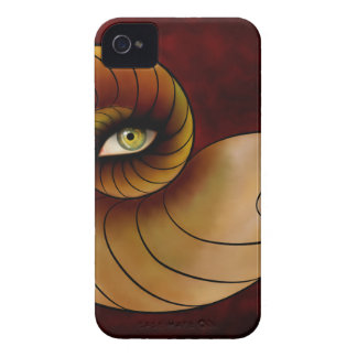 Grassonius V1 - watching eye iPhone 4 Case