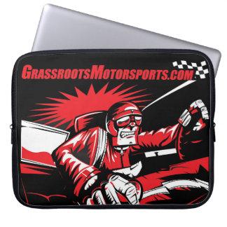 "Grassroots Motorsports 15"" Laptop Sleeve"