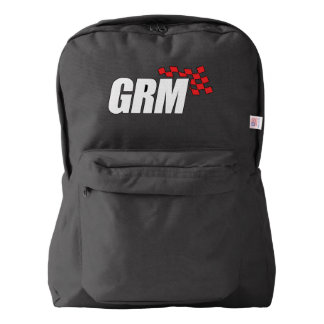 Grassroots Motorsports Backpack