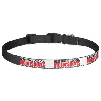 Grassroots Motorsports Dog Collar