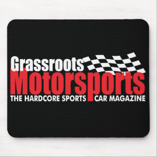 Grassroots Motorsports Logo Mousepad