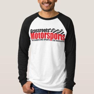 Grassroots Motorsports Men's Baseball Shirt