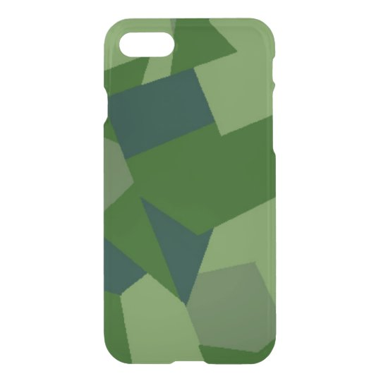 Grassy Camo iPhone 8/7 Case