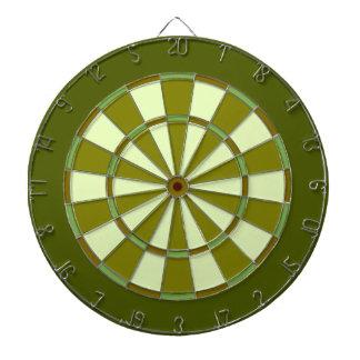 Grassy Green Dartboard