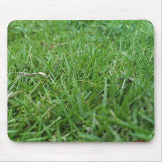 grassy mouse pad