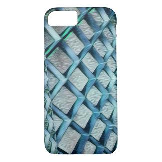 Grate it Diamond Blue Phone Case